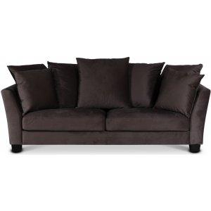 Arild 2,5-sits soffa med kuvertkuddar - Mullvad