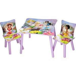Tingeling bord och stolar - Lila