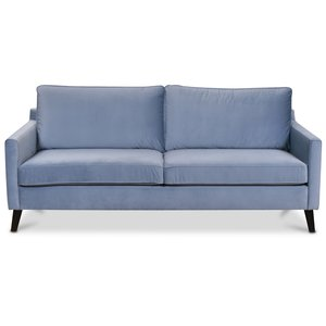 Blues 3-sits soffa - Valfritt tyg och färg