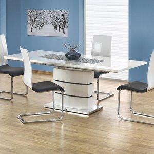 Annina matbord 160-200 cm - Vit