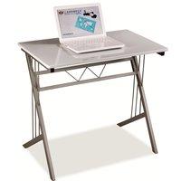 Skrivbord Kenosha färg vit