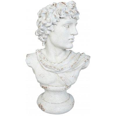 Trädgårdskonst Staty Ceasar - H78 cm