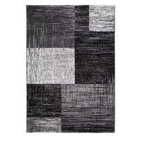 Maskinvävd matta Lorenza - Svart