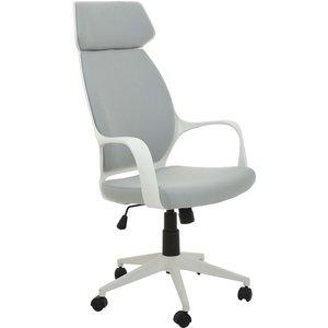 Bolmen skrivbordsstol- Grå/vit