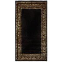 Maskinvävd matta - Deluxe Versace Guld