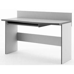 Arden skrivbord - Graphite/grå