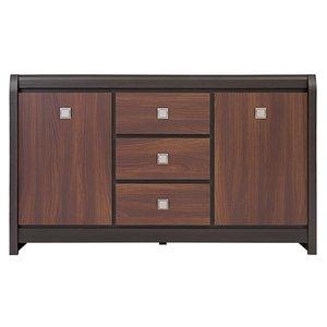Domingo sideboard - Wenge/brun