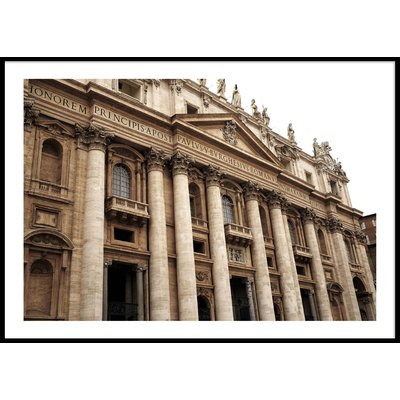 ST PETERS BASILICA - Poster 50x70 cm