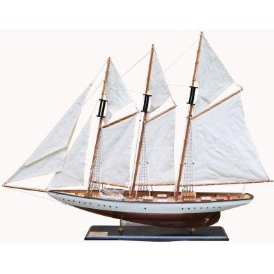 Old Sailor Modellbåt Clipper segelbåt - Fullriggare