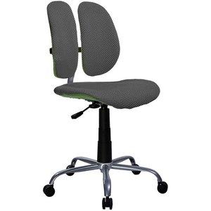 Yazmin skrivbordsstol - Grå