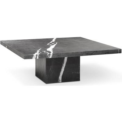 Pegani soffbord i marmor - 120x120 cm