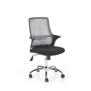 Stefan kontorsstol - Svart/grå