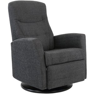 Odenton reclinerfåtölj - Grå