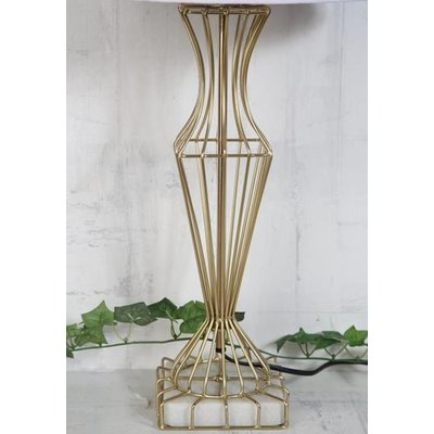 Paris bordslampa 40 cm - Mässing