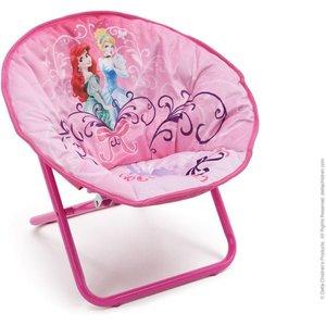 Disney Prinsess klappstol - Rosa