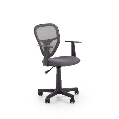 Ingolf kontorsstol för barn - Grå/svart