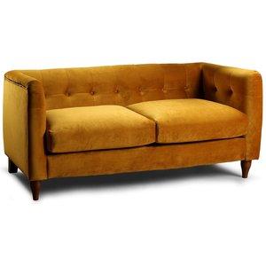 Happy 2-sits soffa - Valfri färg!