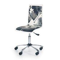 Aurora stol - vit/svart