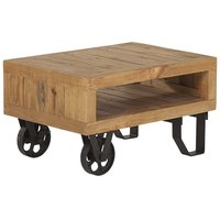 Stonemill soffbord med hjul - Rustik