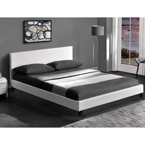 Erland säng - Vit