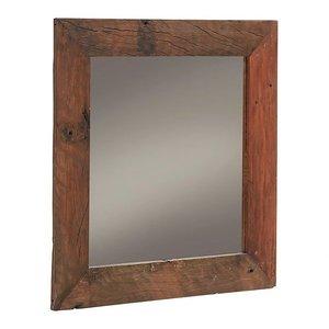 Clara spegel - Vintage