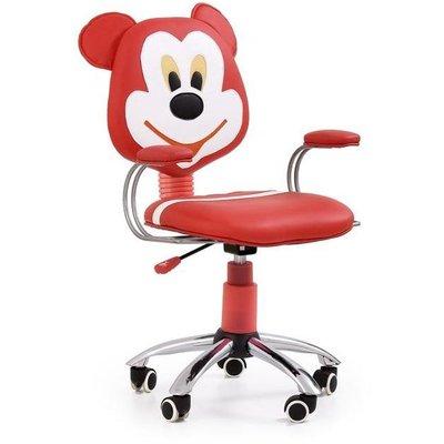 Mollie barnstol - Röd