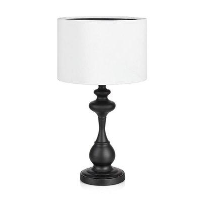 Connor bordslampa - Svart/vit
