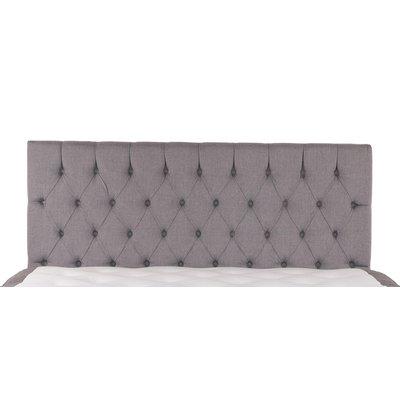 Grey sänggavel vägghängd - 180 cm