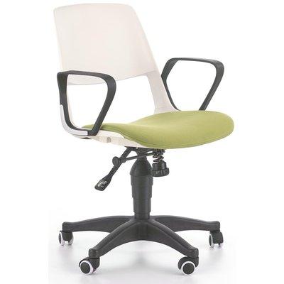 Thorvald kontorsstol - Vit/grön