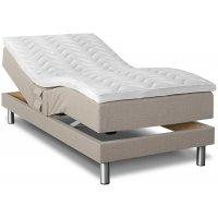 Comfort ställbar säng (Sand) - Valfri bredd