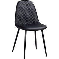 Hailey stol - Svart