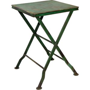 Bradford cafébord small - Vintage grön