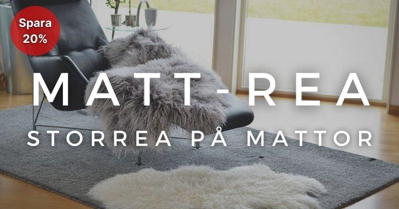 Matt-rea - Spara 20%
