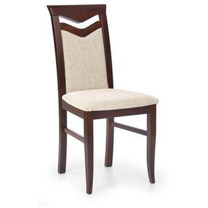 Melanie stol - Valnöt