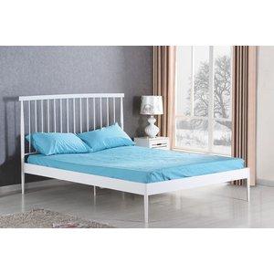 Jay säng 160x200 cm - Vit