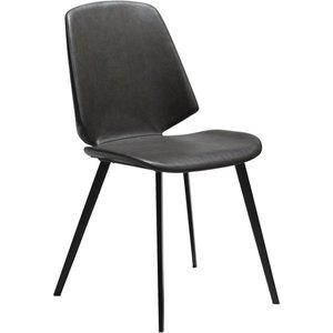 Swing matstol - Vintage grå