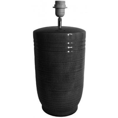 Bordslampa Vass H36 cm - Svart (glansig)