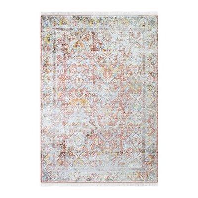 Maskinvävd matta Rhoda - Rostfärgad