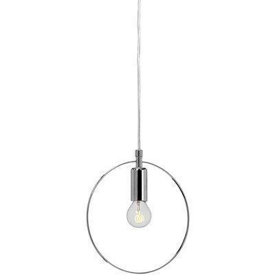 Spartan Ringo fönsterlampa - Krom