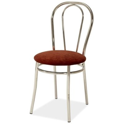 Kaylen stol - Brun/krom