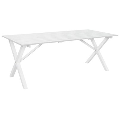 Matbord Scottsdale 190 cm - Vit