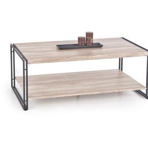 Blaine soffbord - Ek/svart
