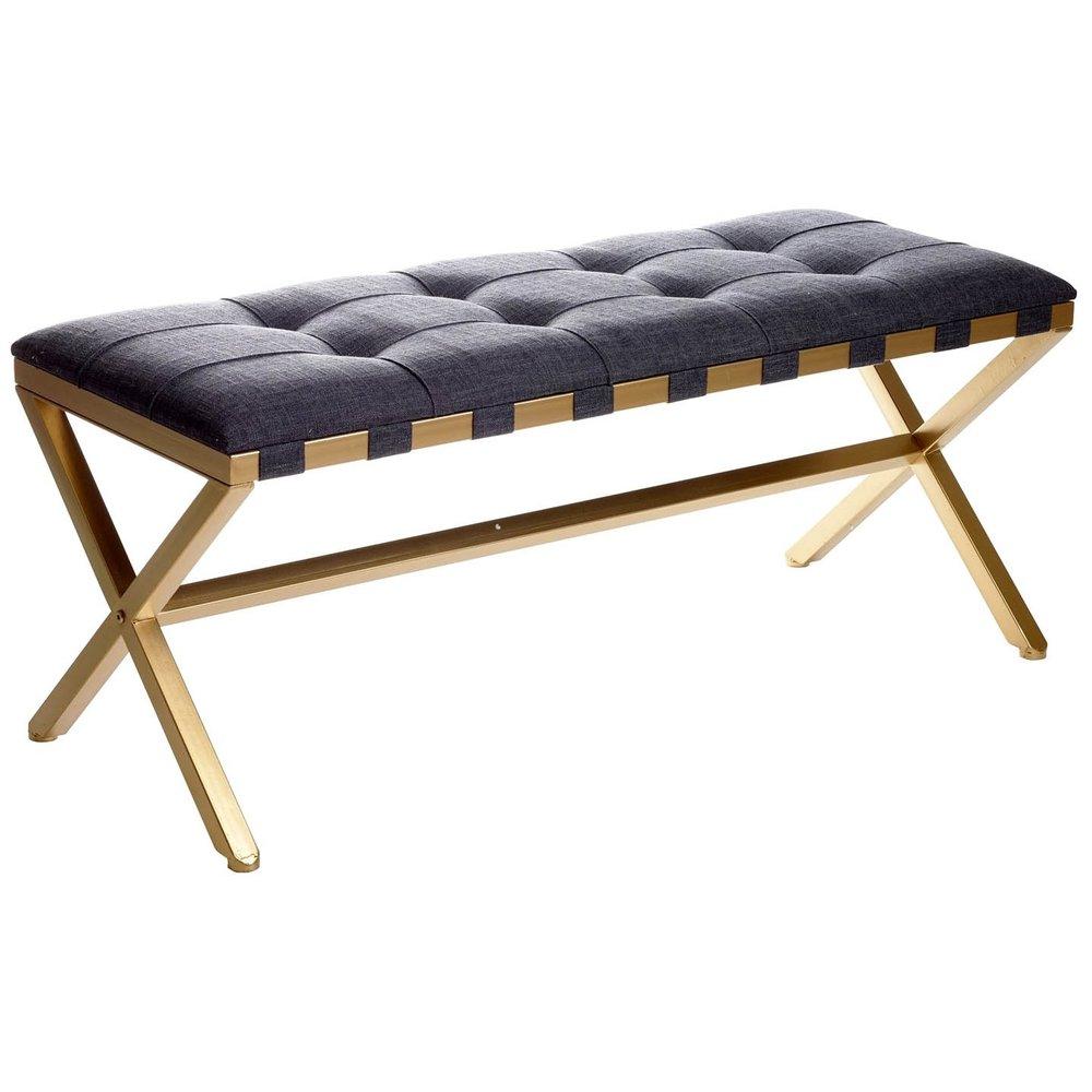 sittpall new york 110 cm guld gr 2390 kr. Black Bedroom Furniture Sets. Home Design Ideas