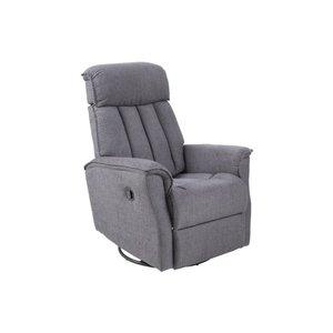Sorsele reclinerfåtölj - Ljusgrå