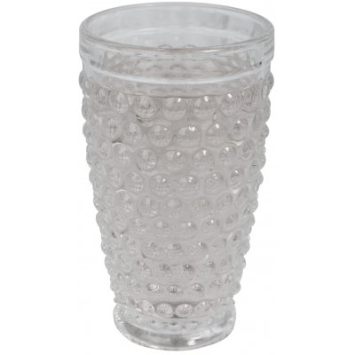 Bubbel drinkglas (klarglas) 400ml - 6-pack