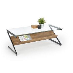 Ashlie soffbord - Ek/svart & 1390.00