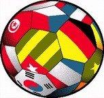 Barnmatta Fotboll Flagga