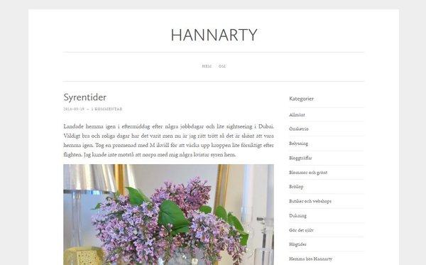 HANNARTY