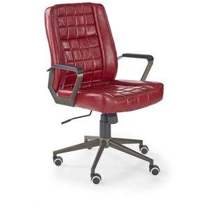 Charlene skrivbordsstol - Röd