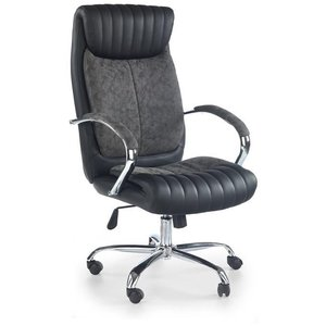 Cherstin kontorsstol - Svart/grå